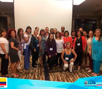Latin Summit 2017, Excelente evento para nuestros odontologos.